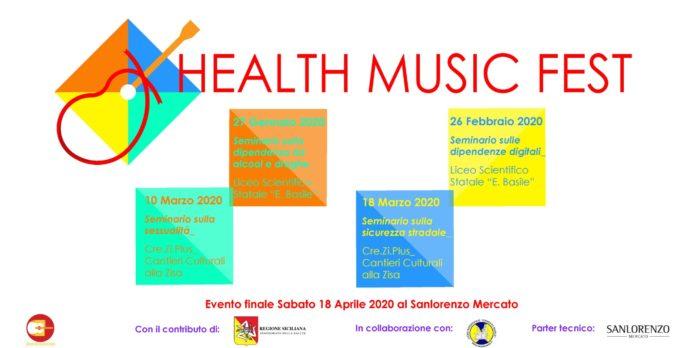 HEALTH MUSIC FEST