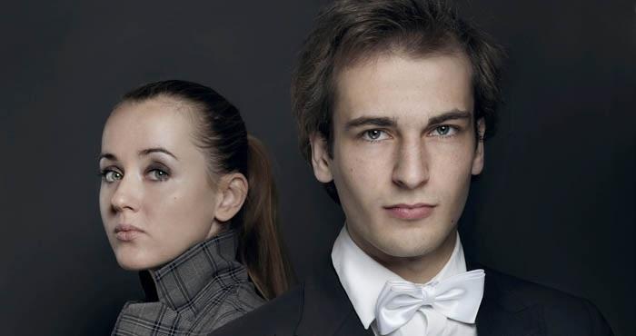 Oxana Shevchenko e Christoph Croisé
