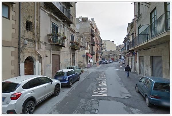 via Candelai - Palermo