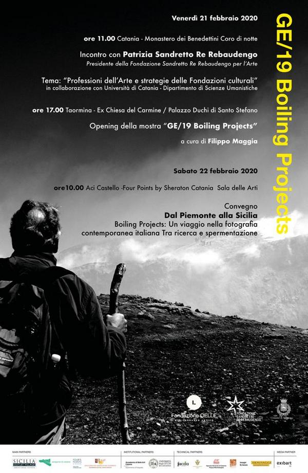 GE/19 Boiling Projects – Da Guarene all'Etna