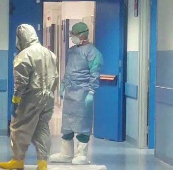 Coronavirus - ospedale Cervello