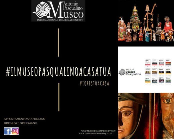 il museo Pasqualino a casa tua