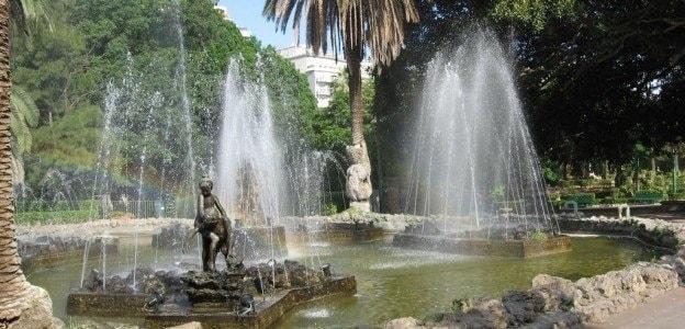 ville e giardini, palermo