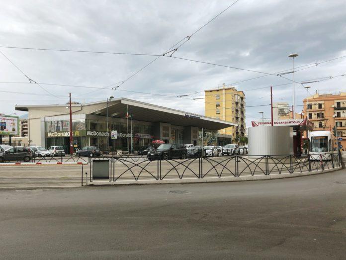stazione notarbartolo, tram