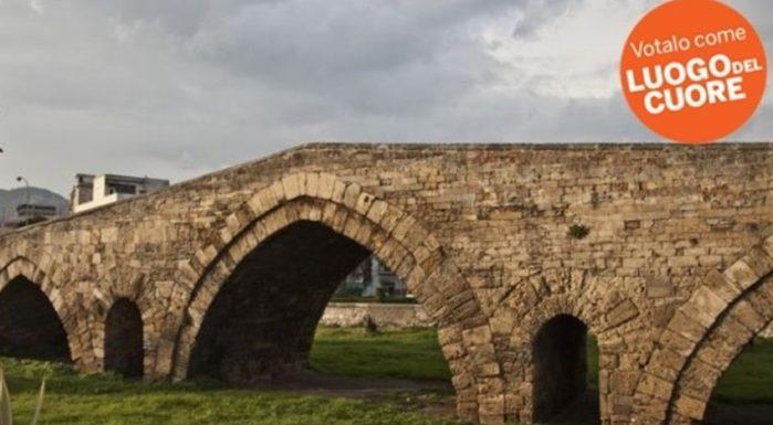Ponte Ammiraglio e Villa Napoli tra i candidati per i luoghi del cuore FAI. E a Palermo si riparte dall'Oreto