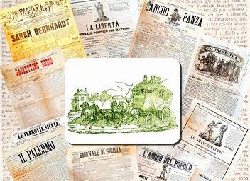 I giornali palermitani nell'Ottocento Vol II
