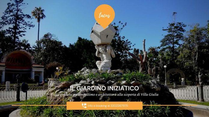 villa giulia - il giardino iniziatico