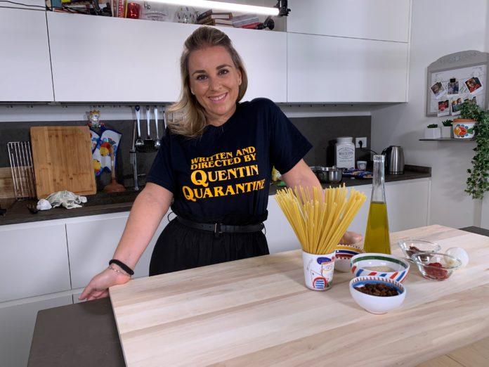 giusina in cucina