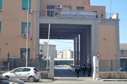 Mercato Ortofrutticolo Palermo