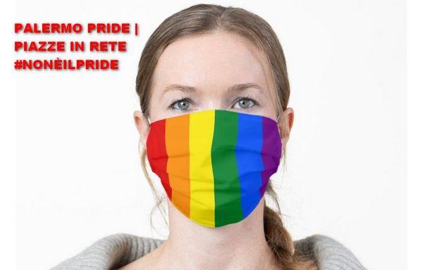 PALERMO PRIDE   PIAZZE IN RETE #NONÈILPRIDE