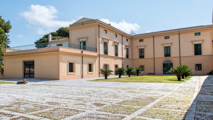 Villa-Riso sede scuola piano focale