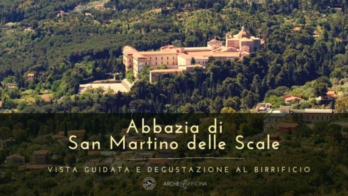 abbazia san martino delle scale