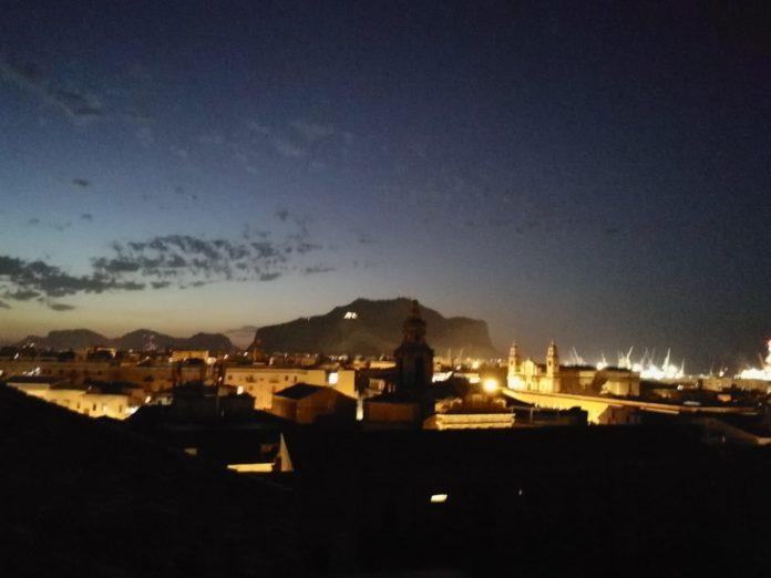 vista da cupola di Santa Caterina