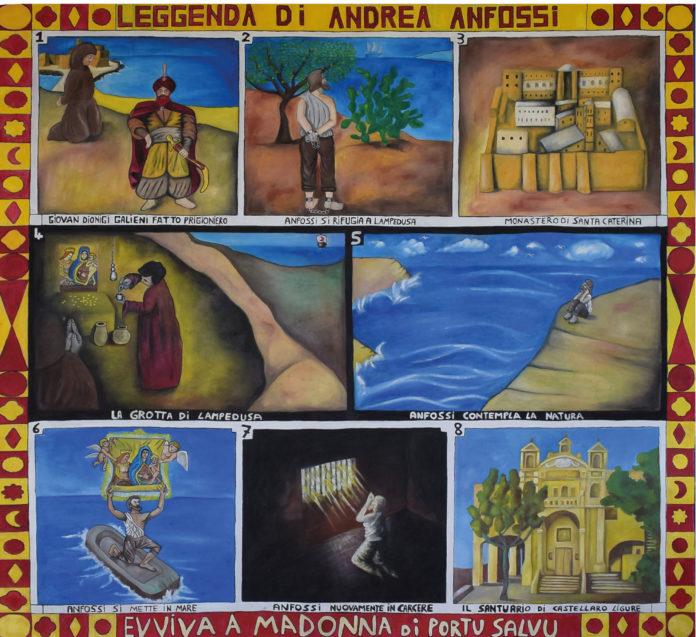 Leggenda Andrea Anfossi