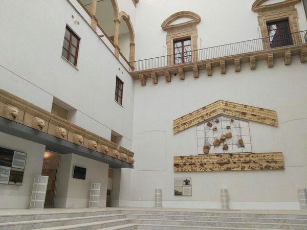Museo Salinas Agorà