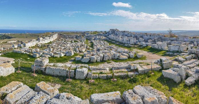 sicilia - beni culturali