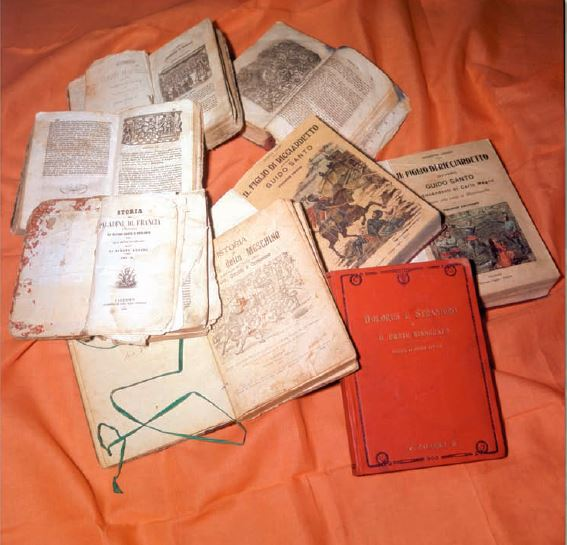 Human library - biblioteca serpottiana