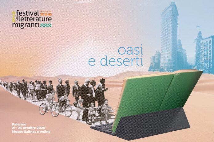 oasi e deserti - festival delle letterature migranti 2020