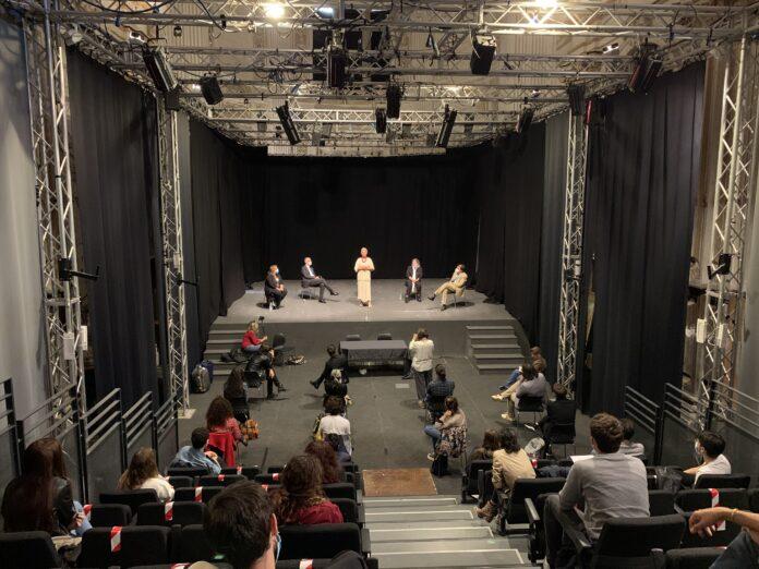 inaugurazione Scuola Teatro Biondo