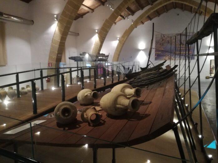 nave punica - marsala