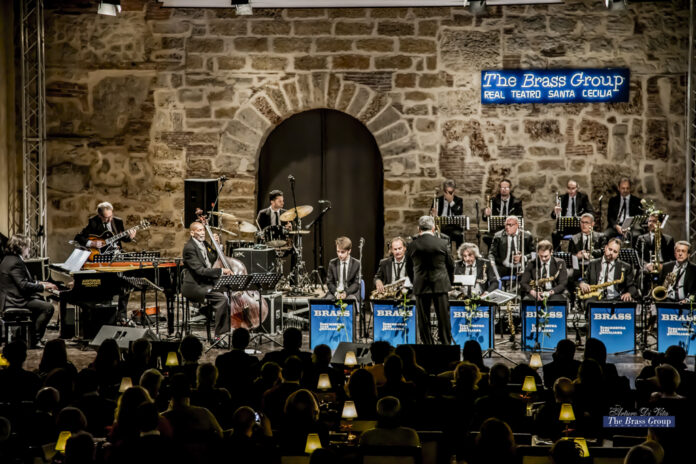 orchestra jazz siciliana al realteatri santa cecilia