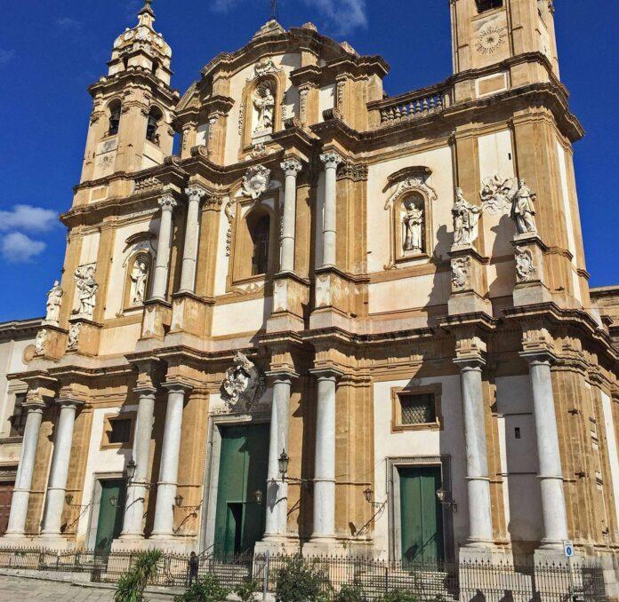 pantheon palermo - chiesa san domenico