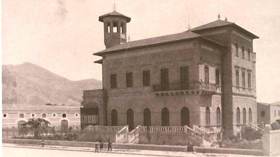 ex villa deliella - area museo liberty