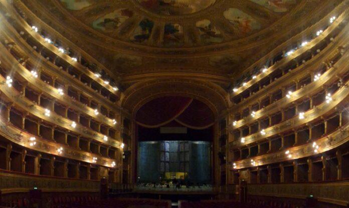 teatro massimo - foto di franco lannino