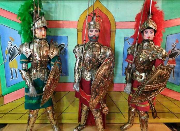 sicilian puppets series
