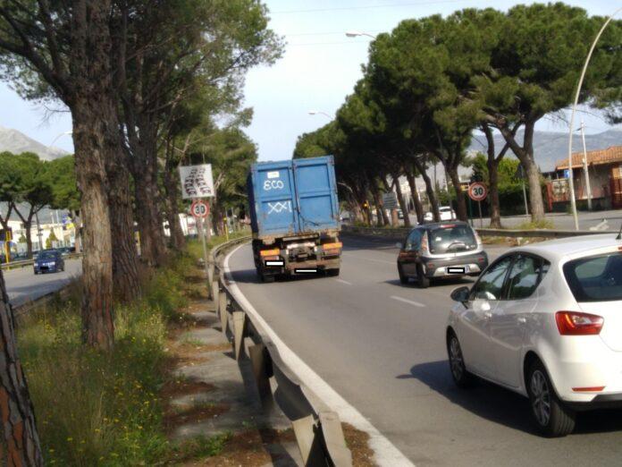 ponte corleone - viale regione siciliana