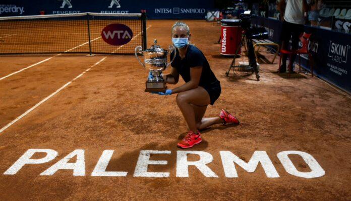 tennis - palermo ladies open