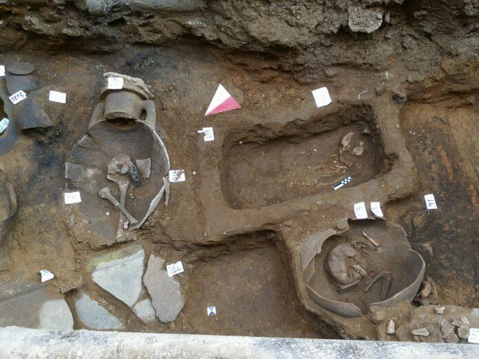 GELA - scavi archeologici