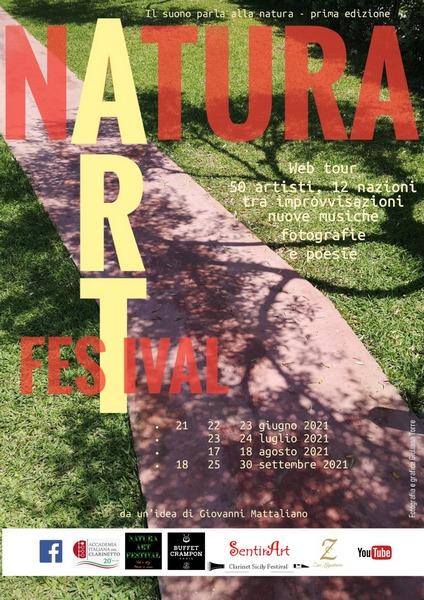Natura Art Festival - dal 21 giugno 2021