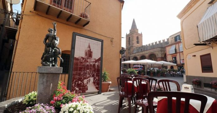 Piazza Margherita Castelbuono