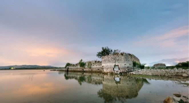 MAZZALLAKKAR a sambuca di sicilia - lago arancio