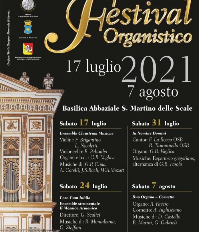 Festival Organistico di S. Martino delle Scale