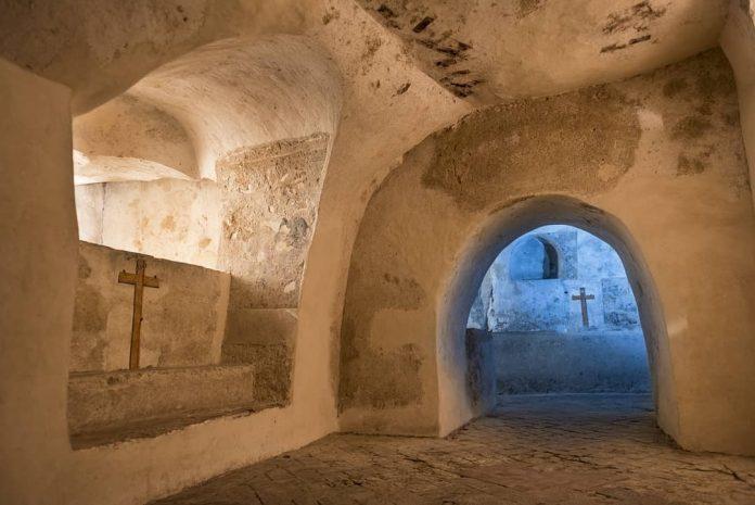 Cripta Casa Professa