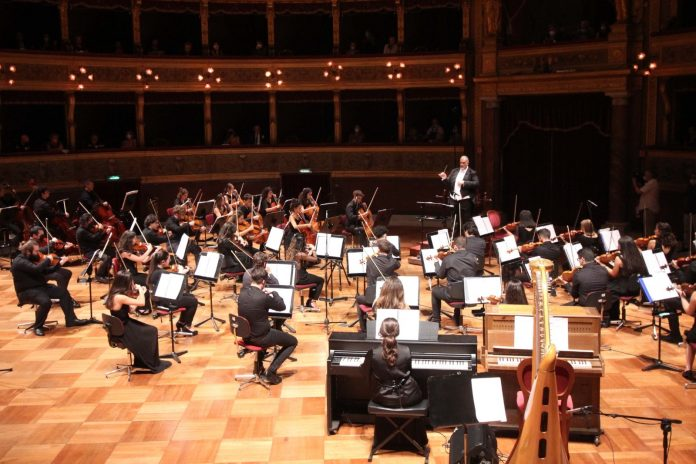 massimo youth orchestra - foto facebook