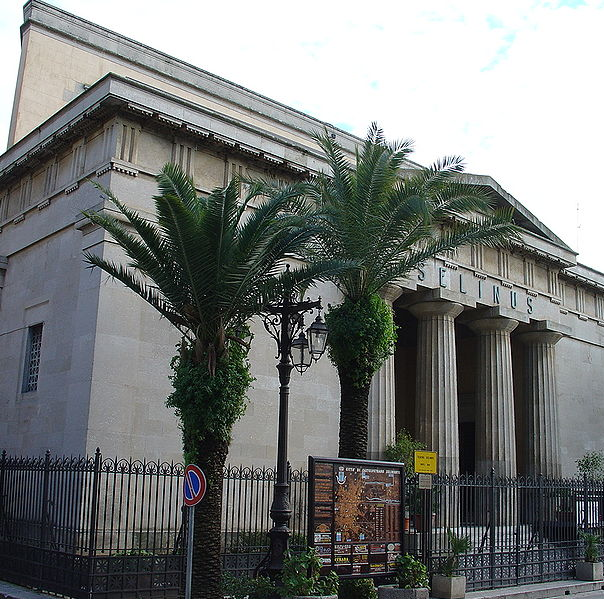 teatro selinus - castelvetrano - foto facebook